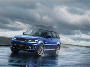 Conocé a la Land Rover Range Rover Sport SVR