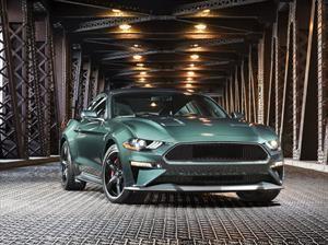 ¿Quién da más?: Se subasta la unidad #1 del Mustang Bullitt