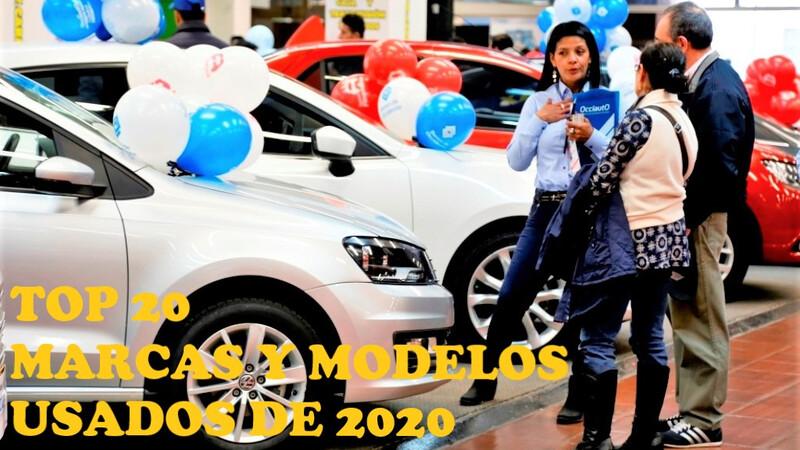 Top 20 – marcas y modelos usados más vendidos en Colombia en 2020