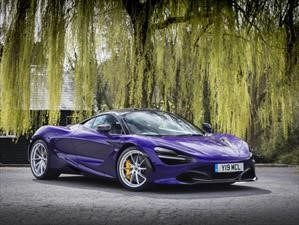 Exclusivo: Probamos el McLaren 720S en Goodwood
