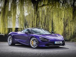Probando el McLaren 720S 2019