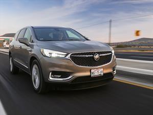 Manejamos el Buick Enclave 2018