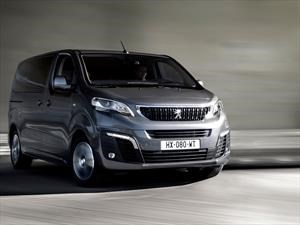 Peugeot Traveller 2018 debuta