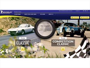 Michelin desarrolla web mundial de neumáticos clásicos
