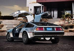 El DeLorean DMC 12 regresará al futuro en 2013