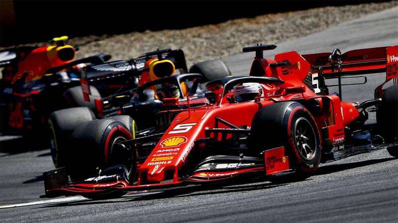 F1: Guía del GP de Austria 2020
