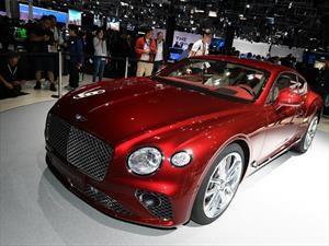 Bentley Continental GT 2018, una renovación con mucha distinción