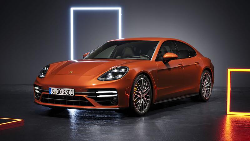Porsche Panamera 2021 mejora su imagen y desempeño