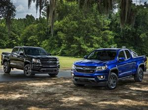Chevrolet Colorado 2016 y las ediciones Midnight Edition y Z71 Trail Boss