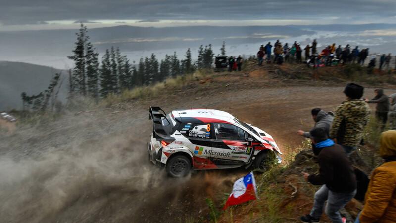 Confirmado: Chile vuelve al WRC en septiembre del 2021