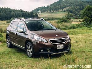 Peugeot 2008 2015, prueba de consumo en carretera