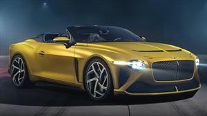 Bentley Bacalar, el exclusivo y limitado deportivo inspirado en México