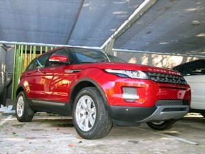 Range Rover Evoque, ya está en Argentina