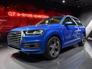 Audi Q7 e-tron quattro, un SUV poder ecológico