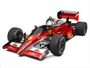 Así se verían los F1 de los 80 con gráficos actuales