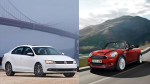 MINI y Volkswagen llaman a revisión más de 500,000 unidades en conjunto a nivel mundial