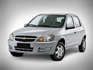 El Chevrolet Celta suma una versión con más seguridad