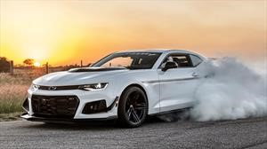 The Resurrection Camaro ZL1 1LE por Hennessey, es un super mega muscle car