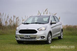 Prueba nuevo Ford Ka: Los chicos crecen