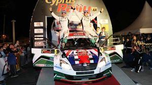 Škoda Fabia Súper 2000: Campeón de la IRC 2011
