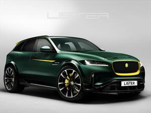 Lister LFP es un Jaguar F-Pace con 670 hp de poder británico