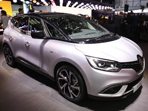 Renault Scénic 2017 se presenta