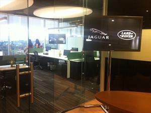 Jaguar y Land Rover México estrenan oficinas en el DF