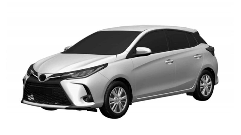 ¿Cuándo llega la renovación de Toyota Yaris a Argentina?