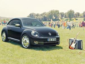 Volkswagen Beetle Fender Edition, para amantes de la música.