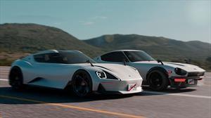 El diseño del próximo Nissan 400Z estará inspirado en el 240Z