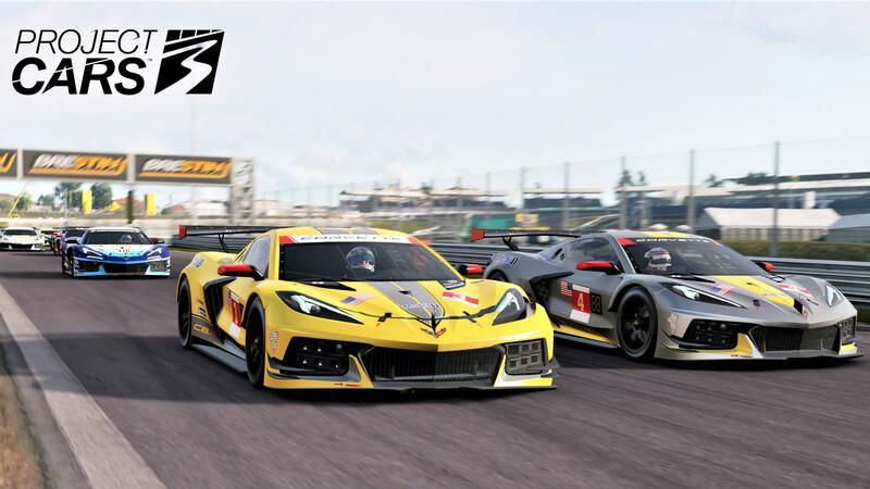 Project CARS 3 llegará a PS4, Xbox y PC