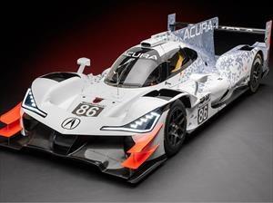 Acura ARX-05, listo para competir en la categoría de prototipos