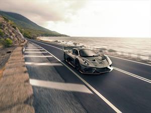 Brabham  te permite convertir al BT62 para manejarlo en la calle