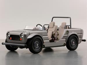 Toyota Camatte Hajime, un jeep japonés de juguete