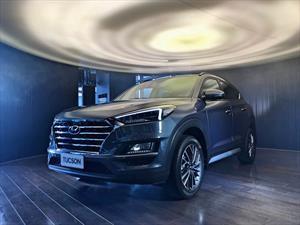 Hyundai lanza en Chile la actualización del Tucson