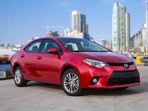 Toyota Corolla es el auto más vendido del mundo de 2015