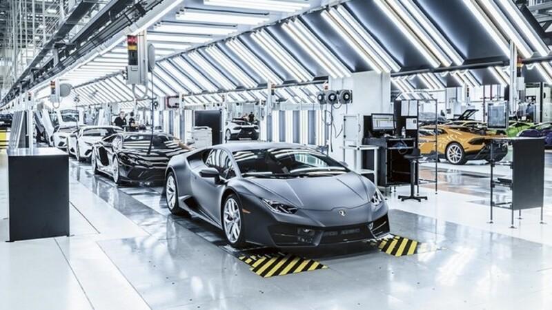 Lamborghini registra otro récord de ventas a pesar de la pandemia