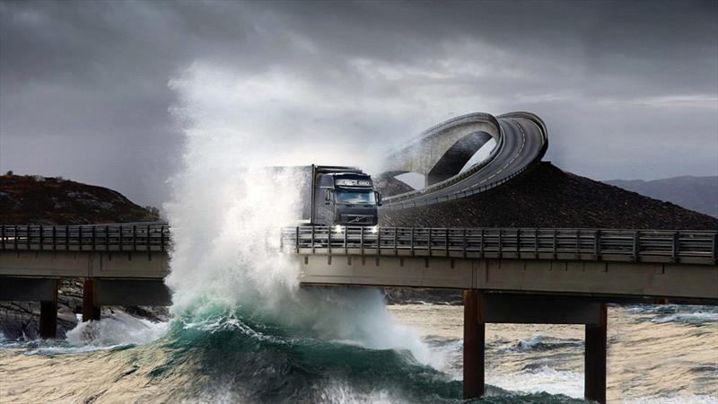 ¿Sabes cuáles son las 10 carreteras más peligrosas del mundo?