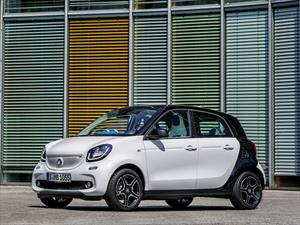 smart ForTwo y ForFour 2015 se presentan