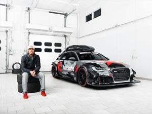 Audi RS6 DTM de Jon Olsson disponible en Uber
