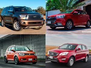 Las camionetas más baratas por segmento que puedes comprar en México en 2019