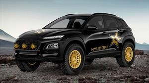Hyundai Kona Ultimate Concept, a todos lados