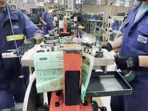 Video: Así fabrica Ford un motor PUMA en Argentina