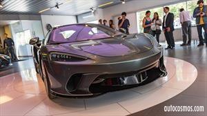 McLaren GT 2020 en Chile, con reglas propias