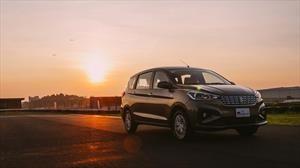 Test Drive: Suzuki Ertiga 2019, con la juventud a su favor