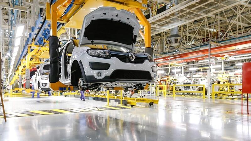 FIAT, RAM y Renault ven afectada su producción de vehículos en Brasil