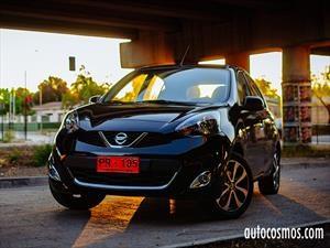 Probamos el Nissan March 2017