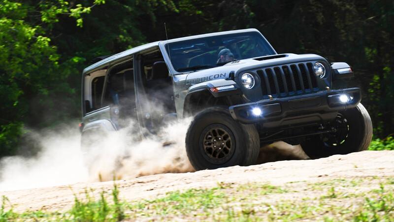 Jeep Wrangler competirá contra el Ford Bronco