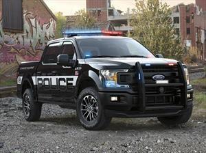 Ford F-150 Police Responder, el terror de los criminales