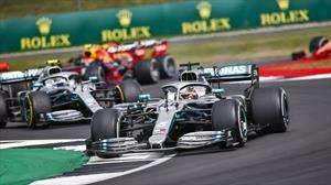 F1 2019: Hamilton es rey en su tierra